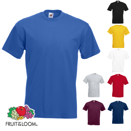 Premium-T-shirt-Shirt-Fruit-of-the-Loom-S-M-L-XL-XXL