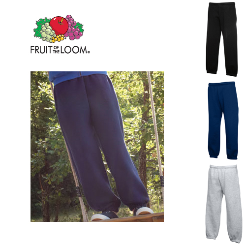 Kinder-Jogginghose-Hose-Fruit-of-the-Loom-116-164-Neu