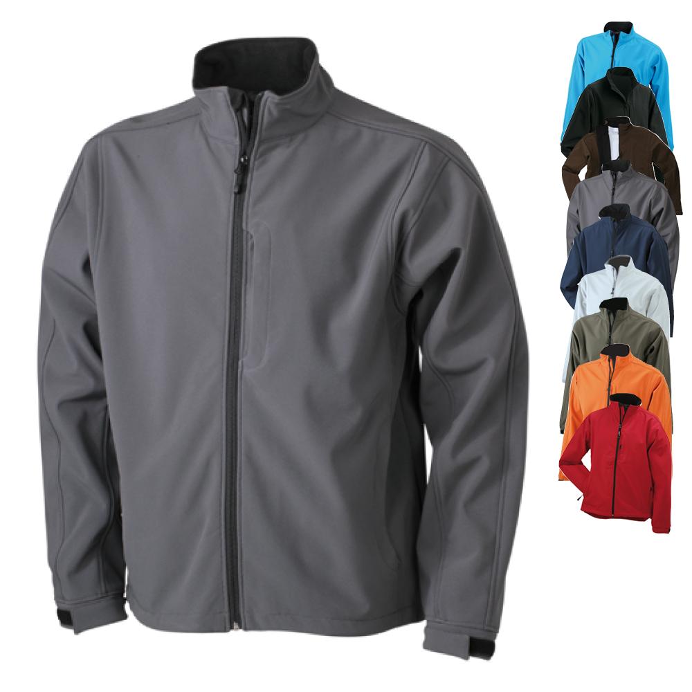 james nicholson herren softshell jacket jacke s m l xl xxl 3xl 4xl 5xl neuware ebay. Black Bedroom Furniture Sets. Home Design Ideas